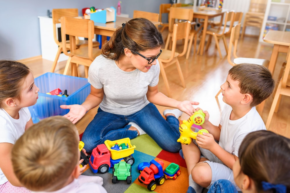 5 Qualities an Early Childhood Educator Should Hold