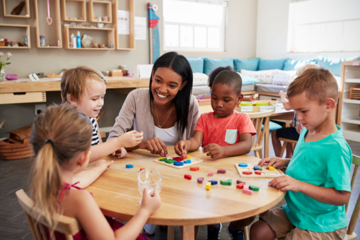 What Makes a Montessori School Different?
