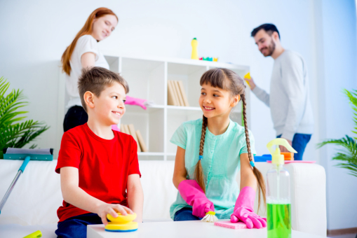Tips: Encouraging Your Child To Do Chores